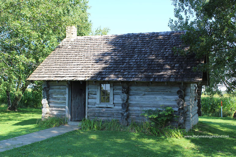 WI-Pepin-Wisconsin-Ingalls-Family-Cabin-Little-House-In-The-Big-Woods-photo